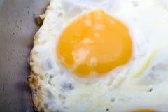 Ascendente cercano del huevo Fotografía de archivo libre de regalías