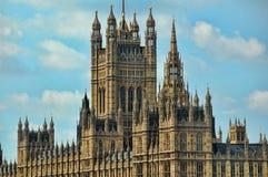 Ascendente cercano del parlamento Imagen de archivo libre de regalías