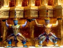 Ascendente cercano del templo Fotos de archivo libres de regalías