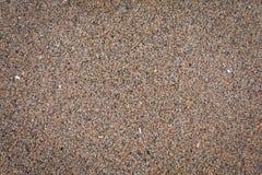 Ascendente próximo da areia Fotografia de Stock Royalty Free