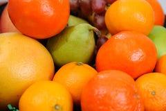 Ascendente próximo da fruta Foto de Stock