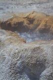 Ascendente próximo do geyser Foto de Stock Royalty Free