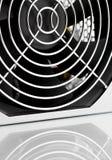 Ascendente próximo do ventilador de refrigeração Imagens de Stock Royalty Free