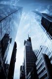 Ascensões elevadas ao céu Foto de Stock