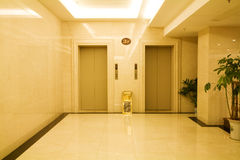 ascenseur Photographie stock