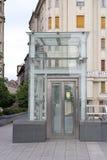 Ascenseur accessible photos libres de droits