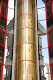 Ascenseur d'immeuble de bureaux Images libres de droits