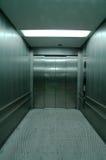 Ascenseur en acier Photos stock