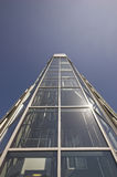 Ascenseur externe Photographie stock libre de droits