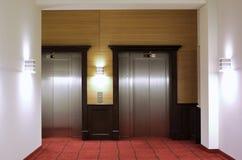 Ascenseurs Image libre de droits