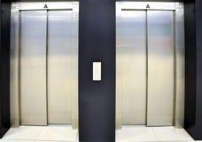Ascenseurs Photographie stock libre de droits