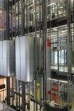 Ascenseurs de bâtiment de St Botolph Photo libre de droits
