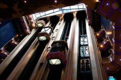 Ascenseurs de canalisation de Triumph de carnaval photographie stock libre de droits