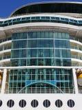 Ascenseurs de luxe de bateau de croisière image libre de droits
