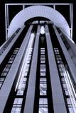 Ascenseurs extérieurs Photos stock