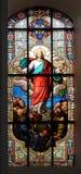 Ascensión de Cristo fotos de archivo libres de regalías