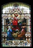 Ascensión de Cristo fotos de archivo