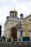 The ascension Cathedral in Elets, Russia Stock Photography