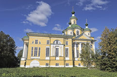 Ascension Cathedral in Totma, Russia Stock Photo