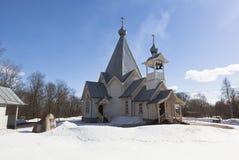 Ascension Church in the city Sokol, Vologda region Royalty Free Stock Photography