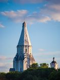 Ascension church in Kolomenskoye, Moscow Royalty Free Stock Photos