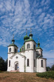 Ascension church in Kozelets Royalty Free Stock Images