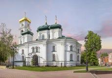 The Ascension church. Nizhny Novgorod, Russia. Stock Image
