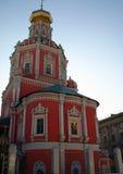 Ascension church at Serpukhov Gates Royalty Free Stock Photography