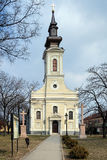 Ascension Church in Subotica, Serbia Royalty Free Stock Photos