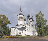 Ascension church in Veliky Ustyug Stock Photo