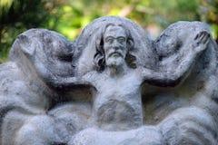 Ascension de Jésus-Christ photographie stock libre de droits