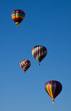 Ascension de masse d'adieu Image stock