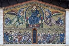 Ascension du Christ photographie stock libre de droits