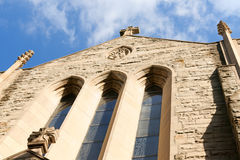 Ascension of our Lord church in Montreal Stock Images