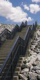 Ascensione alla parte superiore Fotografie Stock