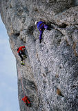 Ascensione in Costila fotografie stock
