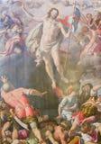 Ascensione del Gesù Cristo fotografia stock libera da diritti