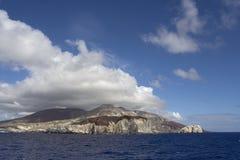 Ascensione dell'isola di Boatswaindbird immagine stock libera da diritti