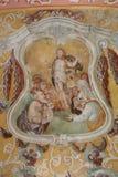 Ascensione di Christ immagine stock