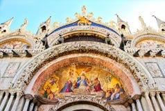 Ascensione di Jesus Christ sulla cattedrale immagini stock