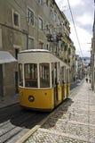 Ascensores de Bica in Lisbon Portugal Stock Images