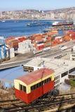 Ascensores di Valparaiso Fotografia Stock Libera da Diritti