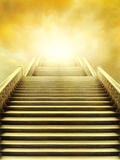 Ascent to Heaven Royalty Free Stock Image