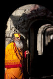 Ascetic. Is some of the early Indian religions as  monks as a means of self-cultivation in India for several thousand years of history. Nepal is the world's Stock Photography