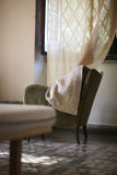 The ascetic interior of the room Royalty Free Stock Images