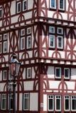 Aschaffenburg Fachwerk Royalty Free Stock Images