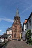 Aschaffenburg, Germany Royalty Free Stock Photography
