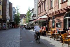Aschaffenburg, Germany Royalty Free Stock Image