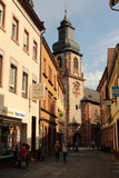 Aschaffenburg, Germany Royalty Free Stock Images