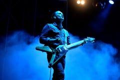 Asche (Band) führt an MBC-Fest durch Lizenzfreie Stockfotografie